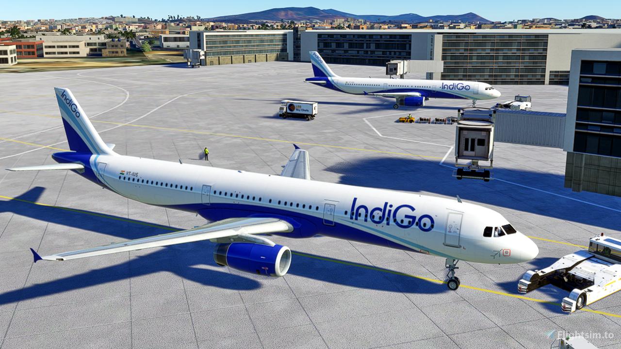 IndiGo [4K] Flight Simulator 2020