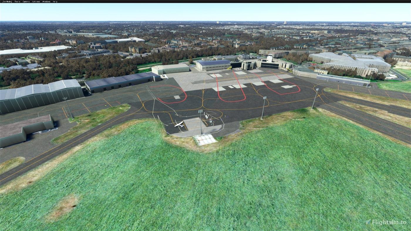 Antwerp EBAW (Airport & Lights Enhancement) Flight Simulator 2020