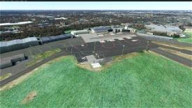 Antwerp EBAW (Airport & Lights Enhancement) Image Flight Simulator 2020