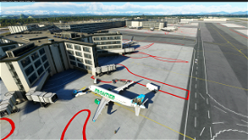3 Milan Airports (LIMC/LIML/LIMN) Image Flight Simulator 2020