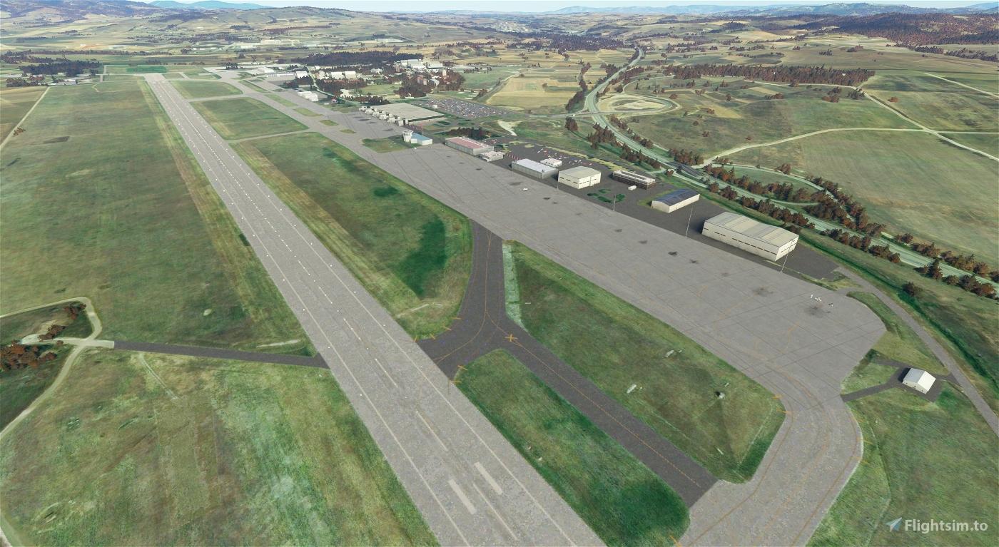 Skopje LWSK (Airport & Lights Enhancement) Flight Simulator 2020