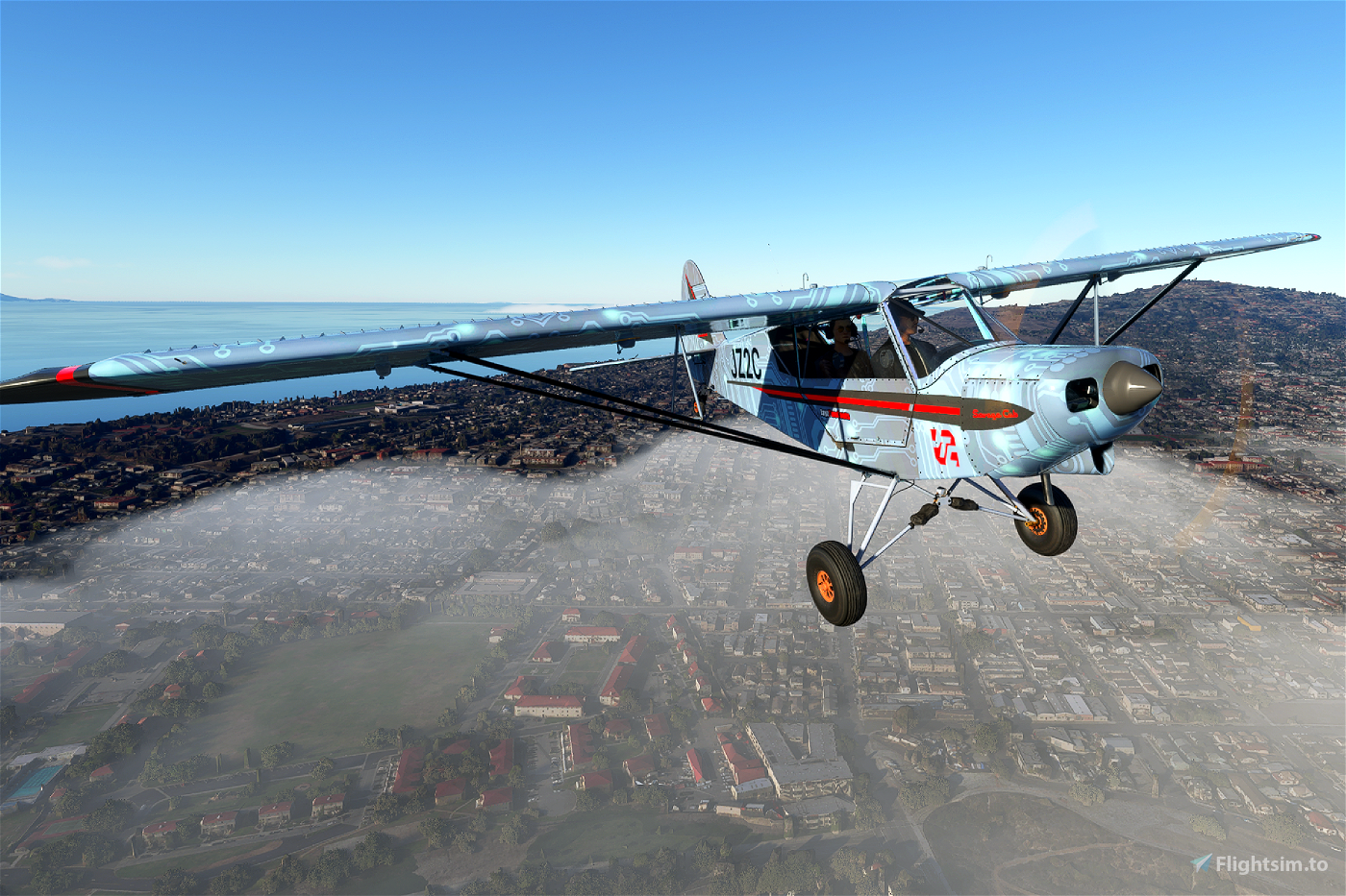 Zlin Savage Cub 'JayzTwoCents' Flight Simulator 2020
