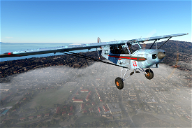Zlin Savage Cub 'JayzTwoCents' Image Flight Simulator 2020
