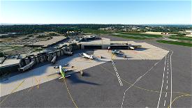 KALB - Albany International Airport, Albany, NY Microsoft Flight Simulator