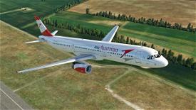 Austrian (myAustrian) A321 Image Flight Simulator 2020
