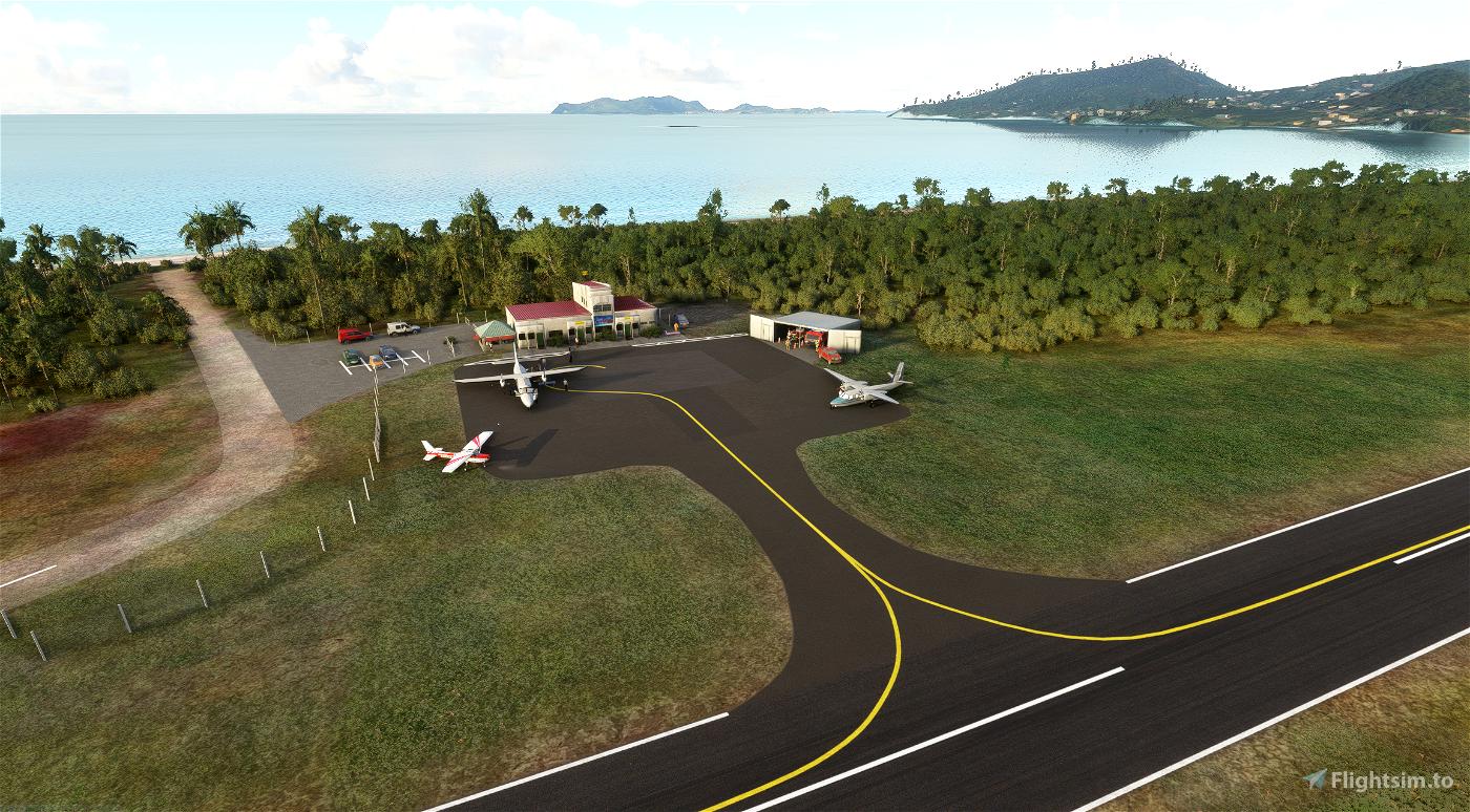 TGPZ Lauriston Flight Simulator 2020