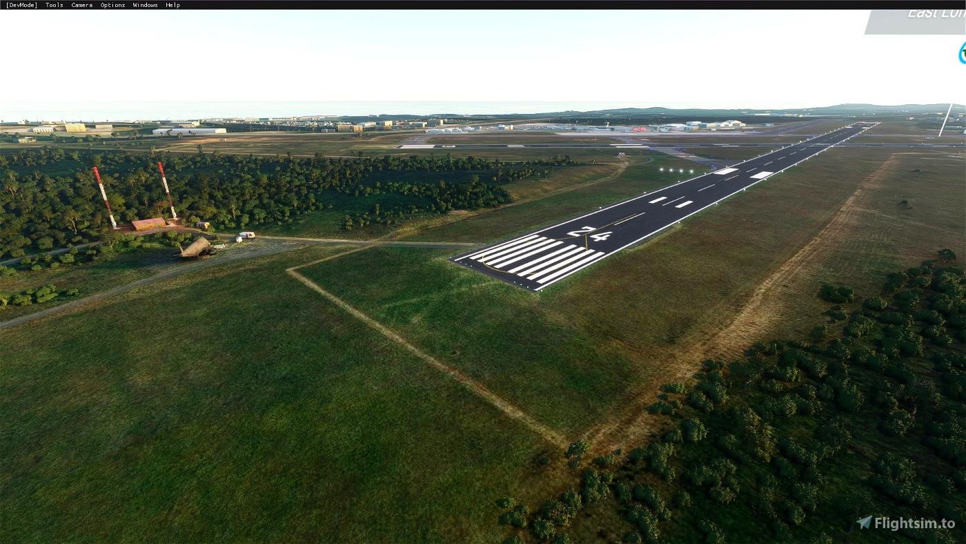 East London Airport(FAEL)