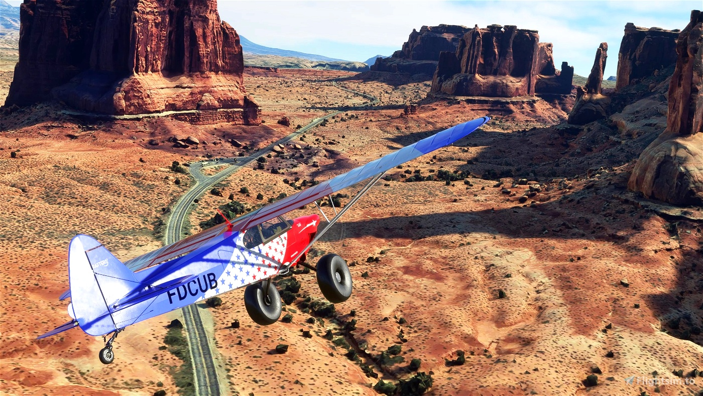 Discover The Wild West Bush Trip  Flight Simulator 2020
