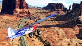 Discover The Wild West Bush Trip  Image Flight Simulator 2020