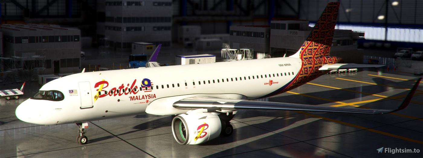 Lion Air Malaysia A320 Neo
