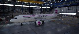 WOW Force Two Image Flight Simulator 2020