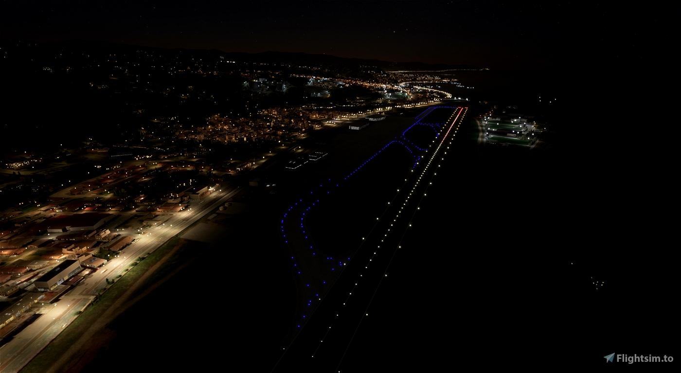 Trabzon LTCG (Lights Enhancement) Flight Simulator 2020