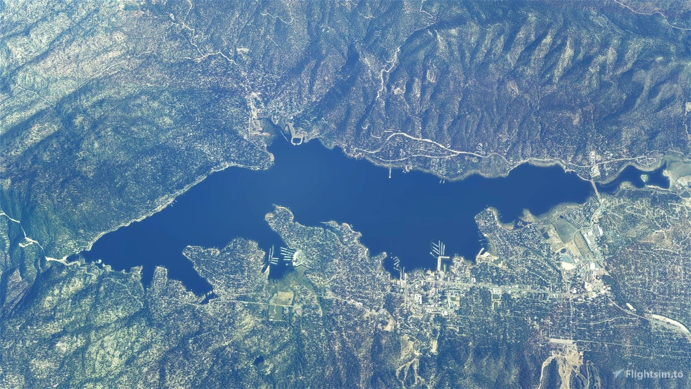 Big Bear, California