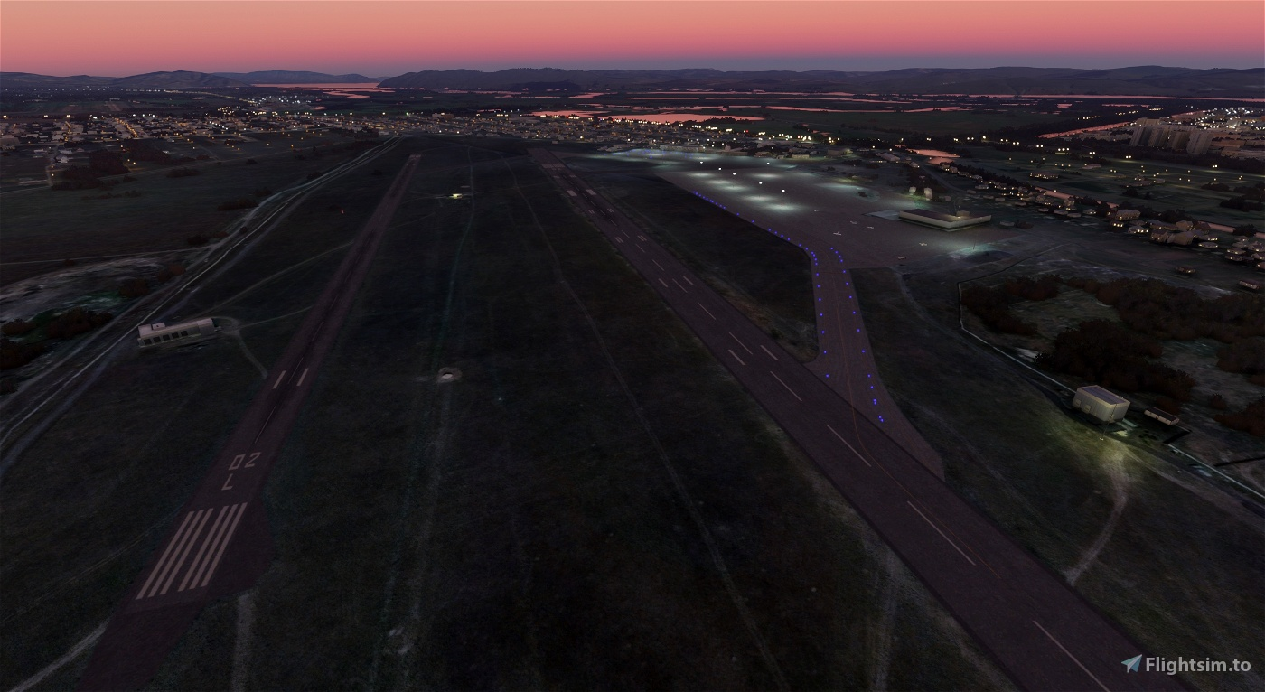 Abakan UNAA (Airport & Lights Enhancement)