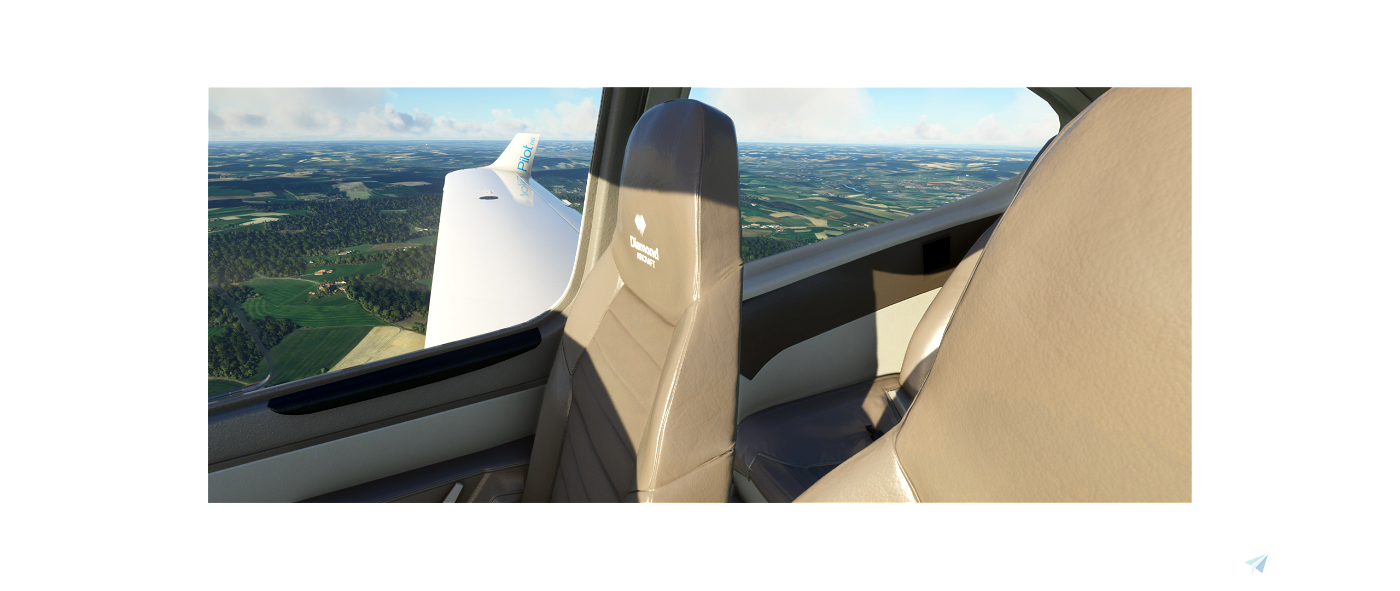 DA40 Pilot Flight Academy Norway