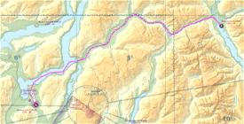 Discover British Columbia : flight 2 :  Revelstoke to Salmon Arm Image Flight Simulator 2020