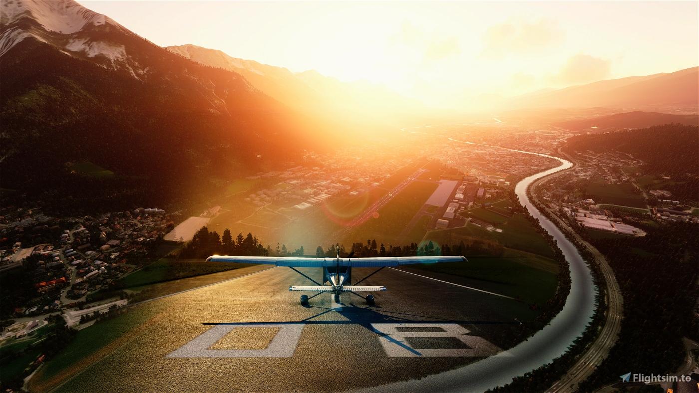 Northern Alps Bush Trip [FlightPlan] Flight Simulator 2020