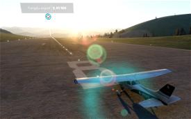 [fictional]ZCFD - Fengdu Airport  Image Flight Simulator 2020