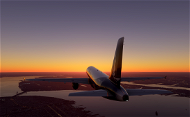 Airbus A321-200 Microsoft Flight Simulator