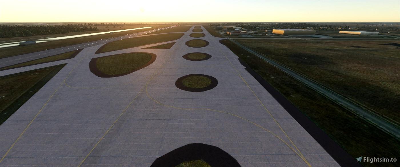 Flughafen Berlin Brandenburg Enancement [EDDB]