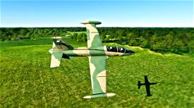 North American Low-Level MTRS Pack 2 - IR-050 to IR-103 Image Flight Simulator 2020