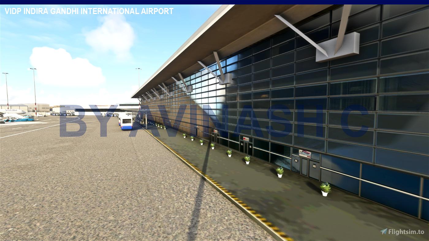 VIDP Indira Gandhi International Airport