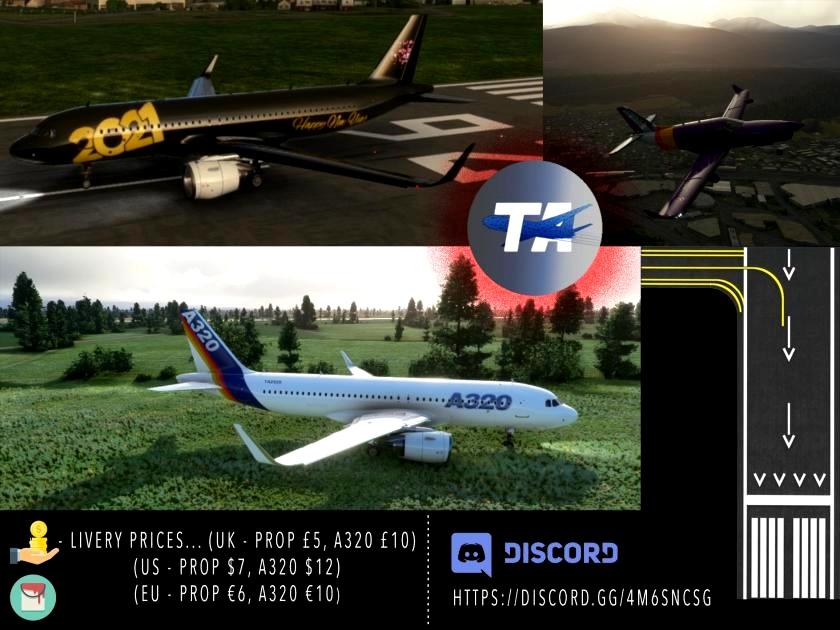 Airline Geek A320 Neo  Flight Simulator 2020