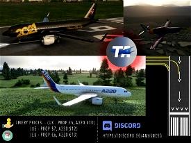 Airline Geek A320 Neo  Image Flight Simulator 2020