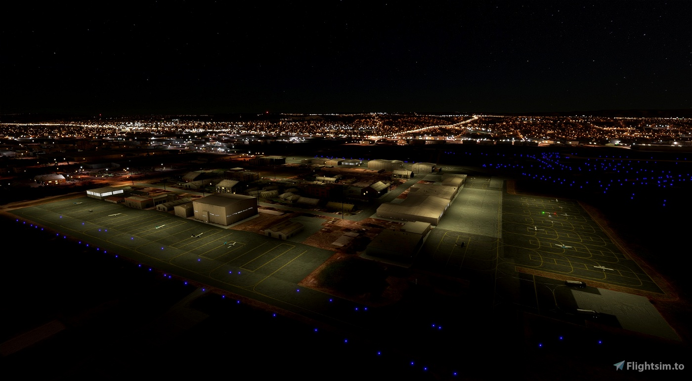YPPF - Parafield Airport (Light Enhancement)