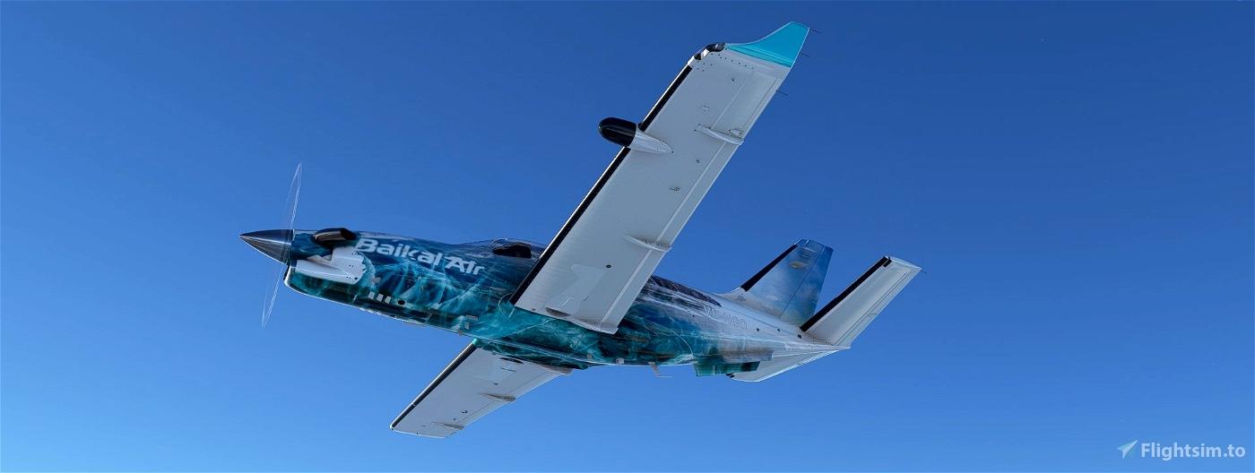 TBM 930 Baikal Air
