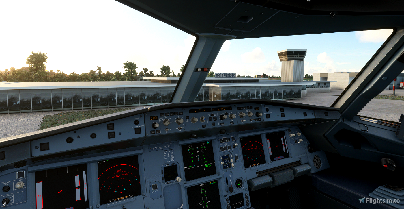 EKEB - Esbjerg Airport
