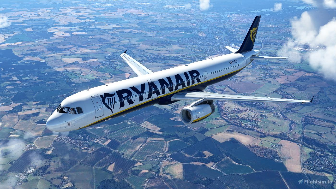 Ryanair A321