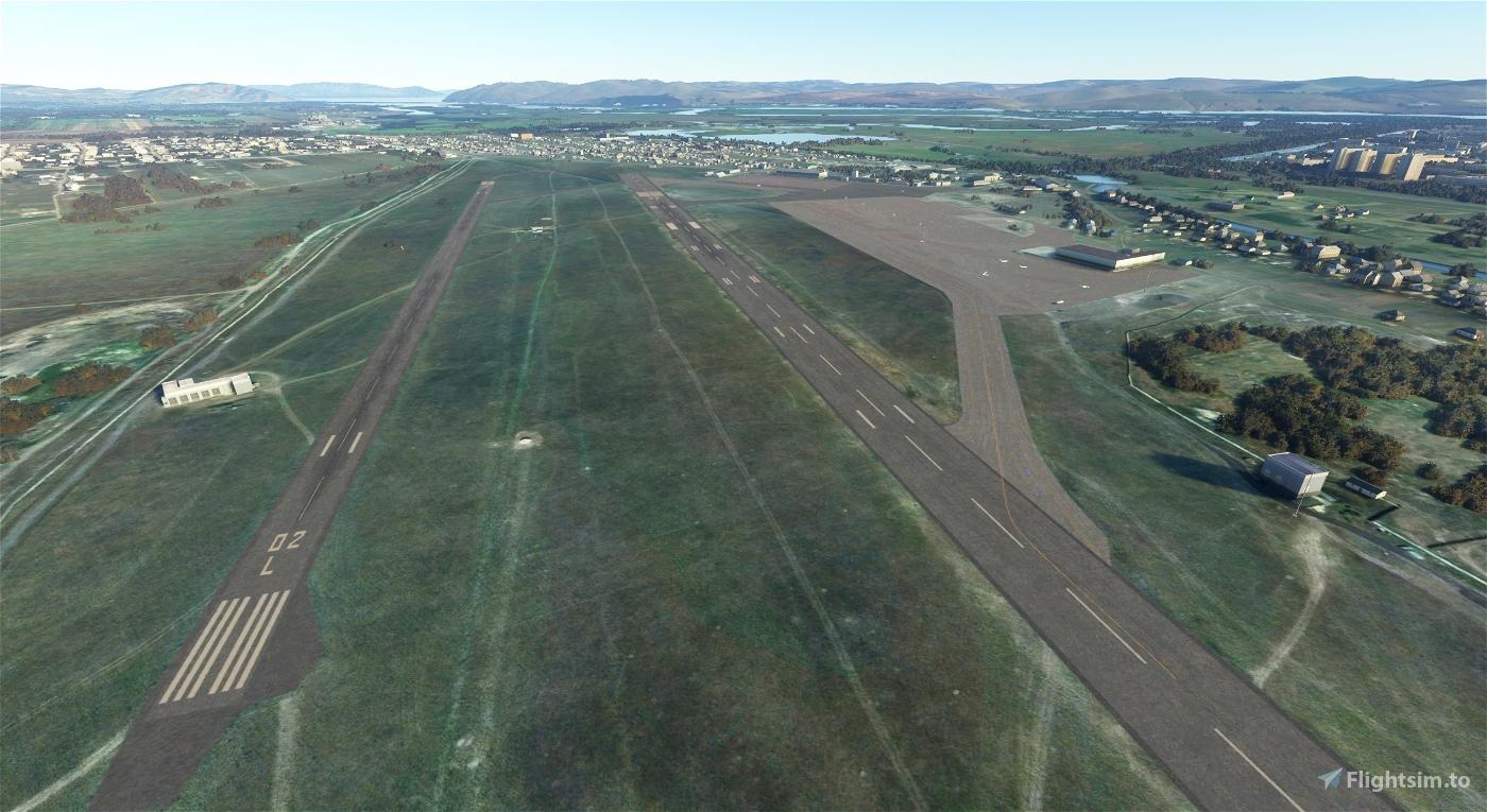 Abakan UNAA (Airport & Lights Enhancement) Flight Simulator 2020