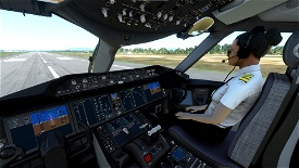 Add Co-pilot to your cockpit (Premium Deluxe Edition) Image Flight Simulator 2020
