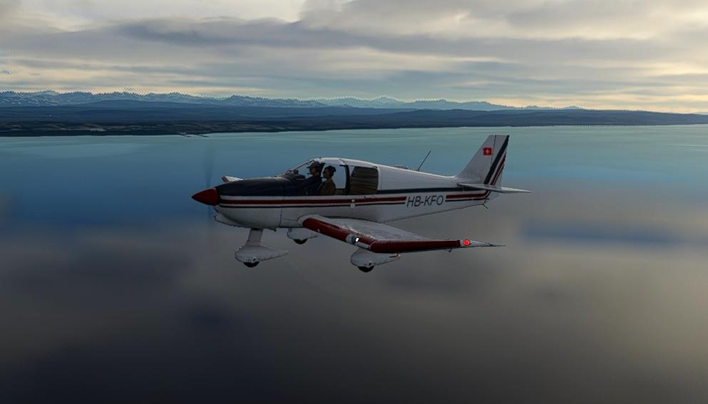 Robin DR400 HB-KFO