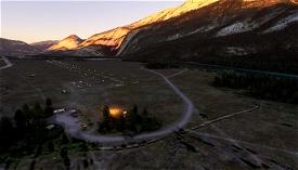CYJA Jasper, Alberta, Canada Image Flight Simulator 2020