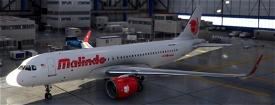 Lion Air Malaysia A320 Neo Image Flight Simulator 2020