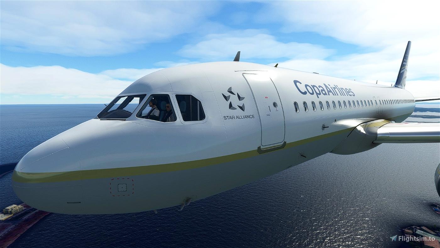 COPA Airlines Flight Simulator 2020