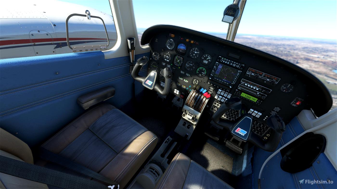 Piper PA44 Seminole - ATP Flight School N833AT