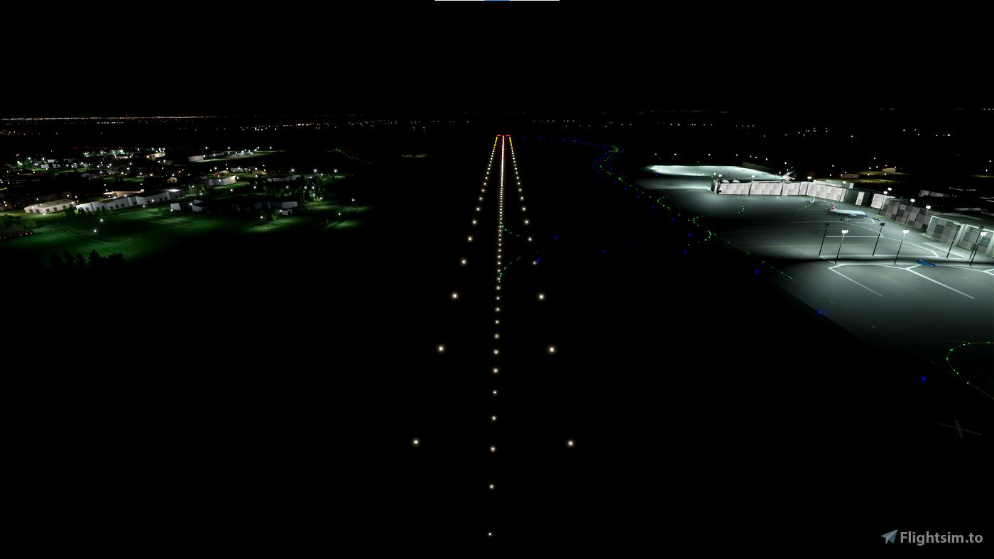 EGAA- Belfast International (Aldergrove) Airport