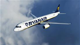 Ryanair A321 Image Flight Simulator 2020