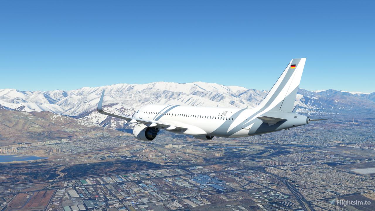 T7-HHH A320 Neo - 8K