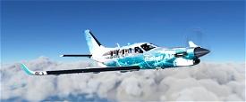 TBM 930 Baikal Air Image Flight Simulator 2020