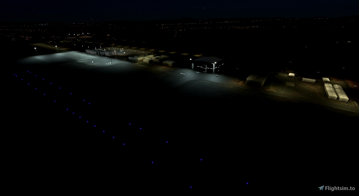 Moshoeshoe I FXMM (Airport & Lights Enhancement)