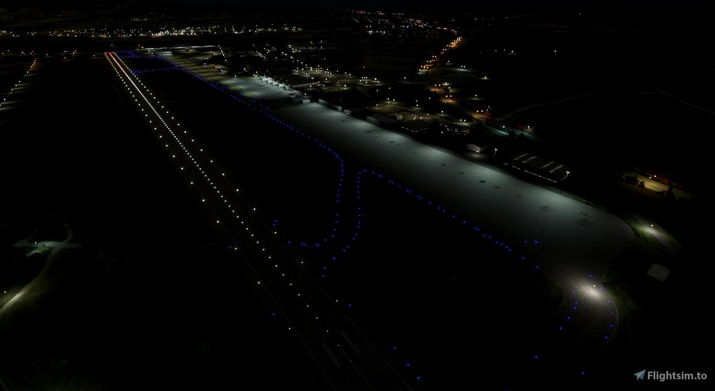 Skopje LWSK (Airport & Lights Enhancement)