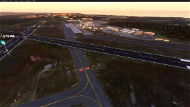 East London Airport(FAEL) Image Flight Simulator 2020
