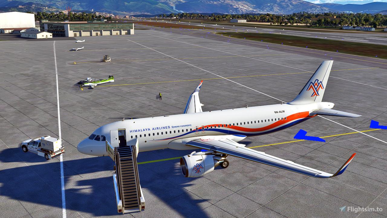 Himalaya Airlines [4K]