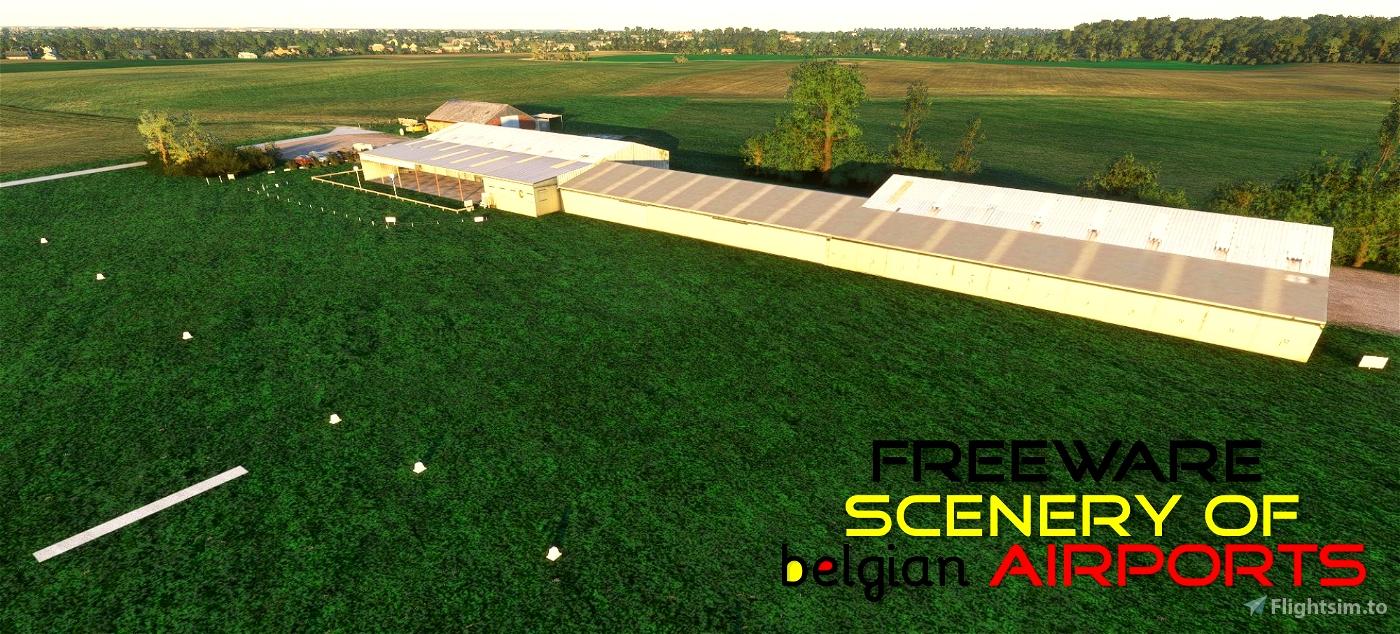 EBLN Liernu, Belgium Flight Simulator 2020