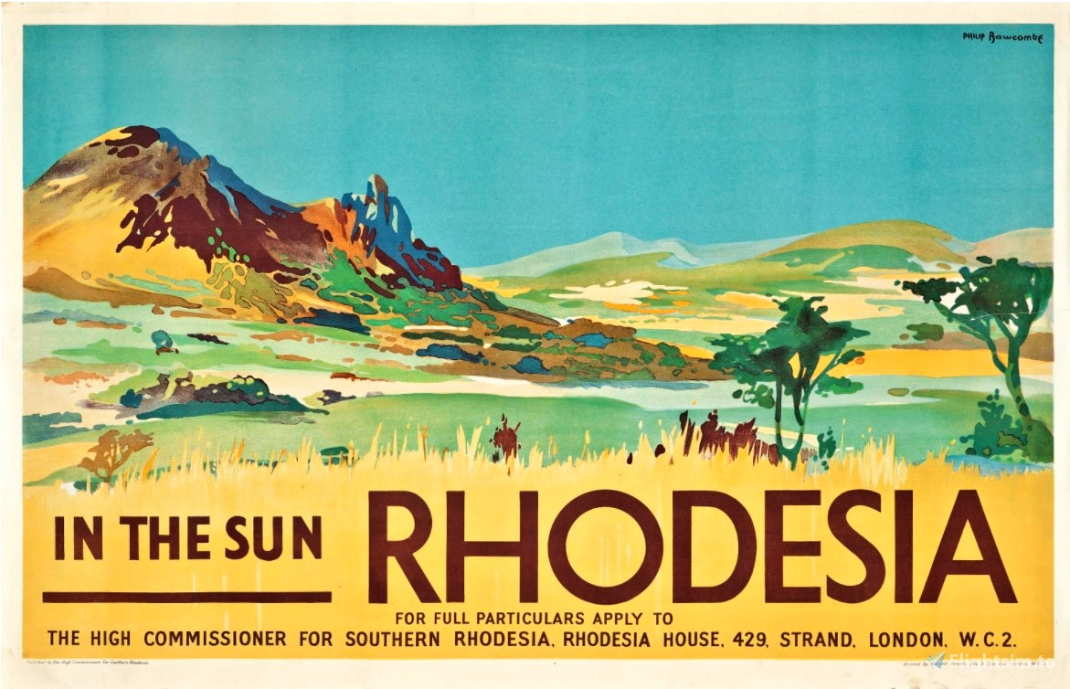 Visit Rhodesia  Flight Simulator 2020
