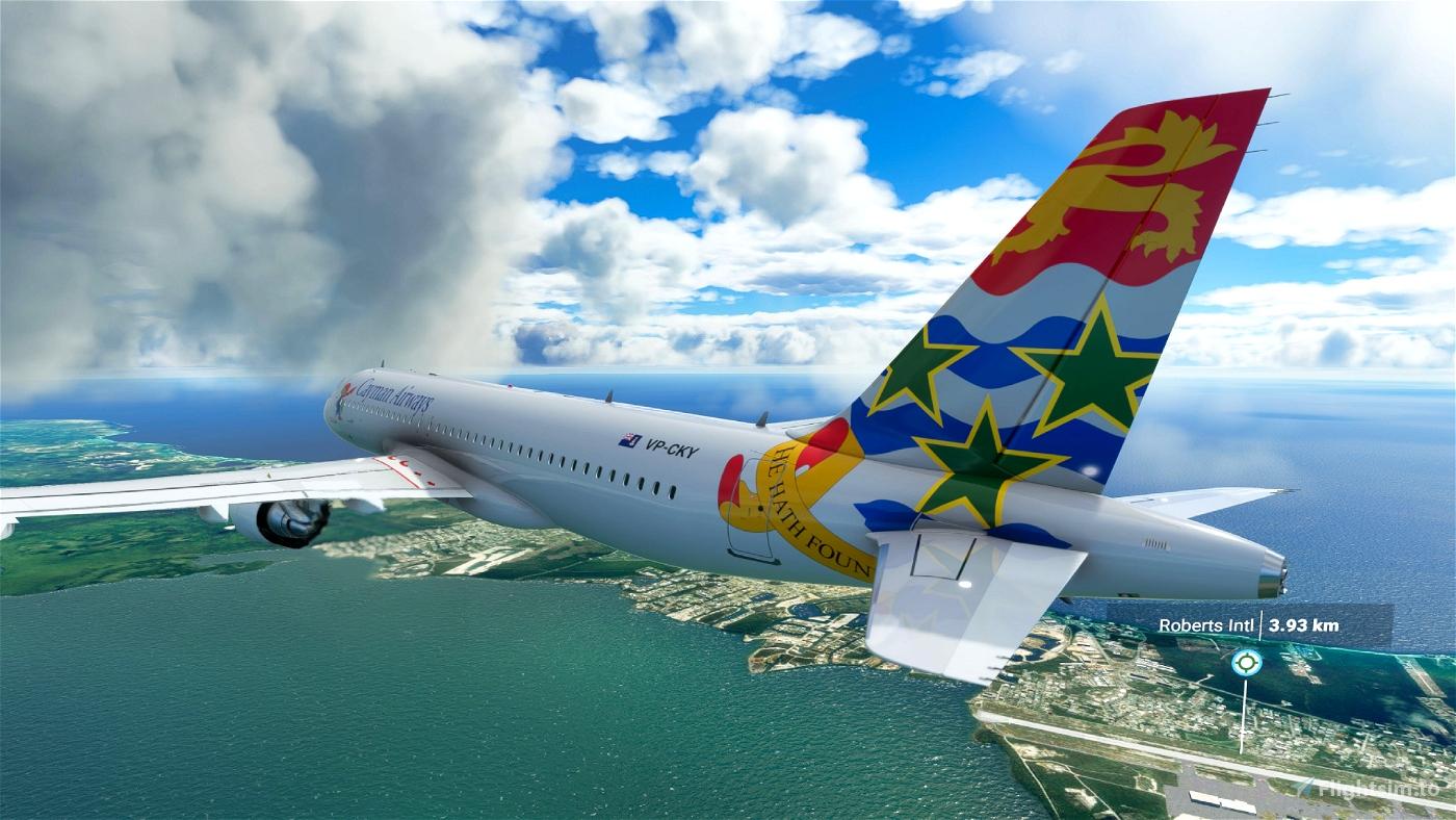 [8K] Cayman Airways